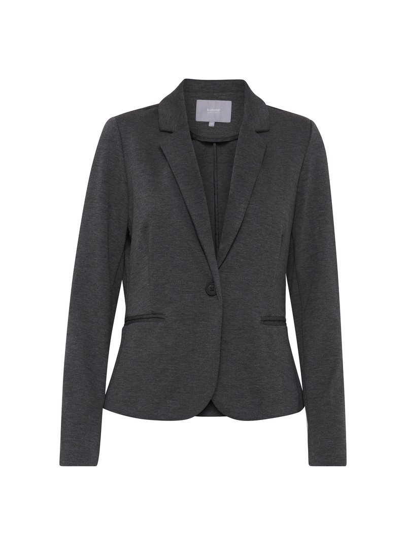 Rebecca navy blazer jacket from bYoung