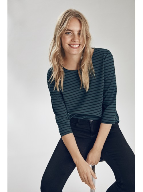 Catriona Striped Top from bYoung