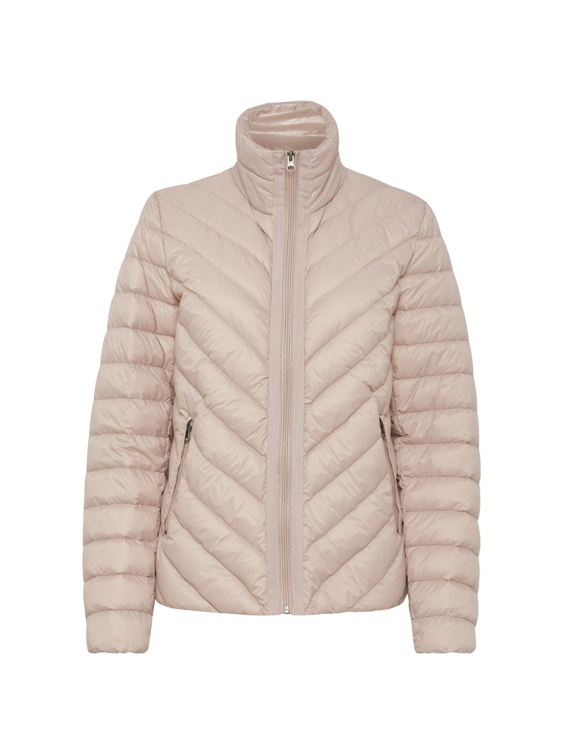 Heather Lilac Duck down Byoung jacket