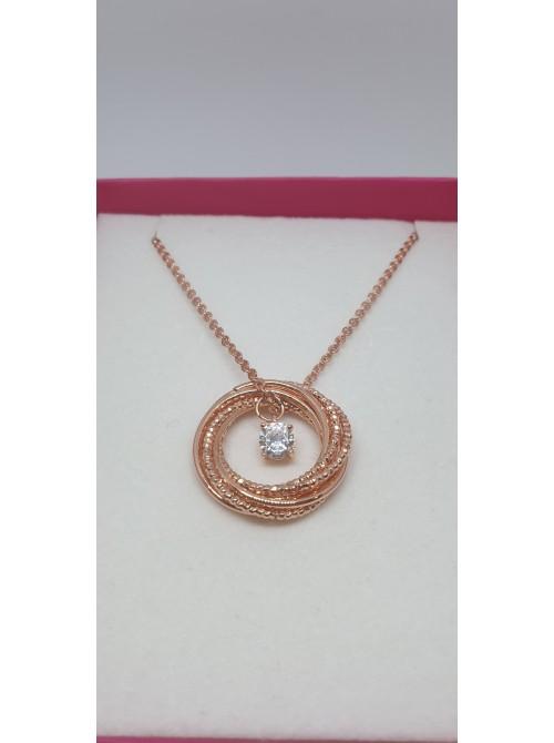 Matisse Rosegold Ring Chain