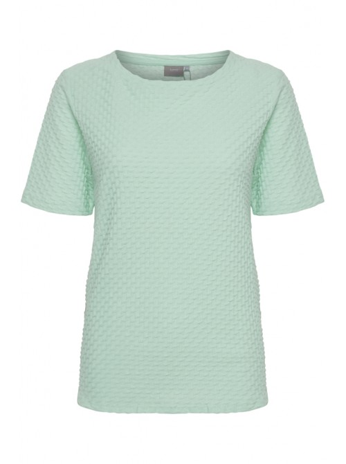 Kylie Mint Green pastel t-shirt top from Byoung