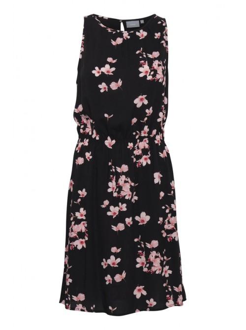 Sara Cherry blossom print dress