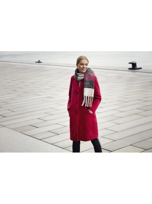Lynn Cerise Pink Boucle Jacket