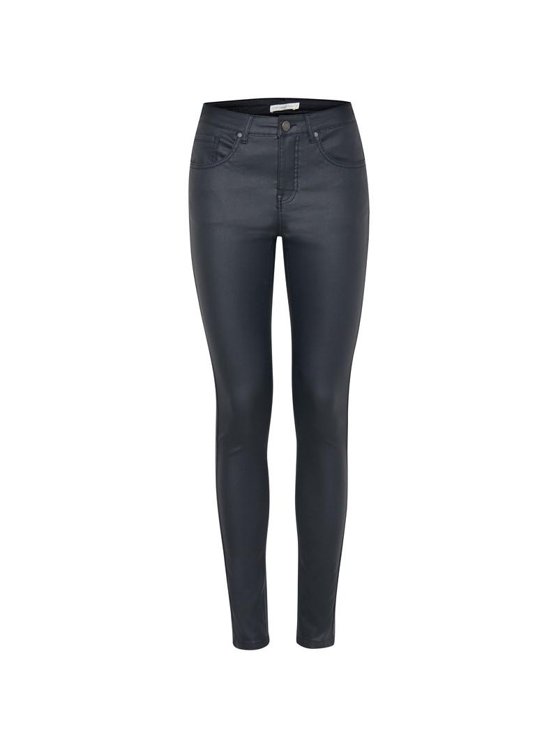 Chloe black wetlook skinny jeans by Byoung