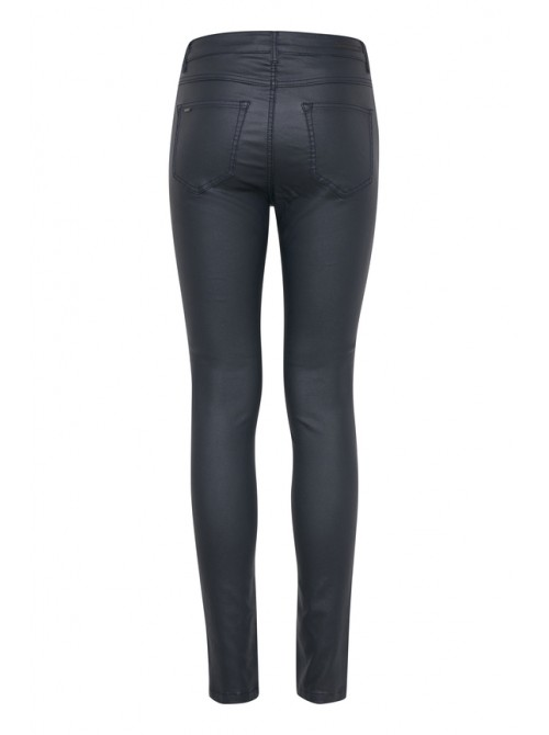Chloe black wetlook skinny jeans by Byoung