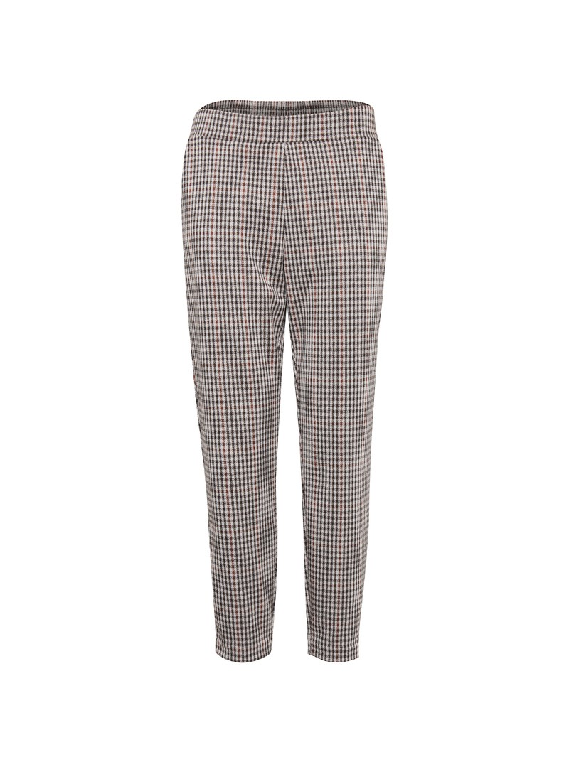Sienna Chocolate Brown Pants Trousers by B.young
