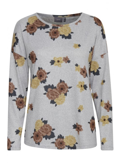 Ivy yellow flower white Byoung top