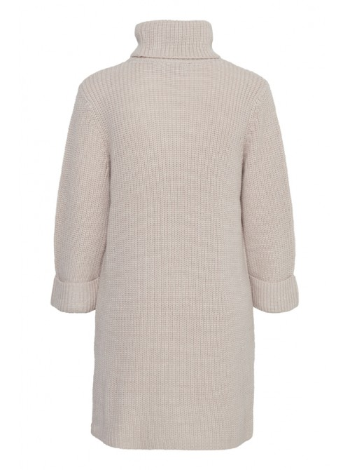Stella Knitted Mushroom Color Tunic by B.young