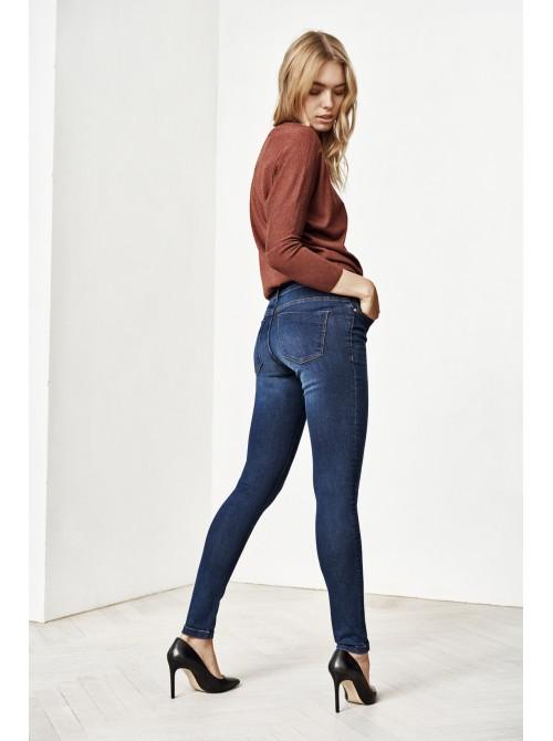 Anita Lola Luni dark ink slim fit skinny jeans by Byoung