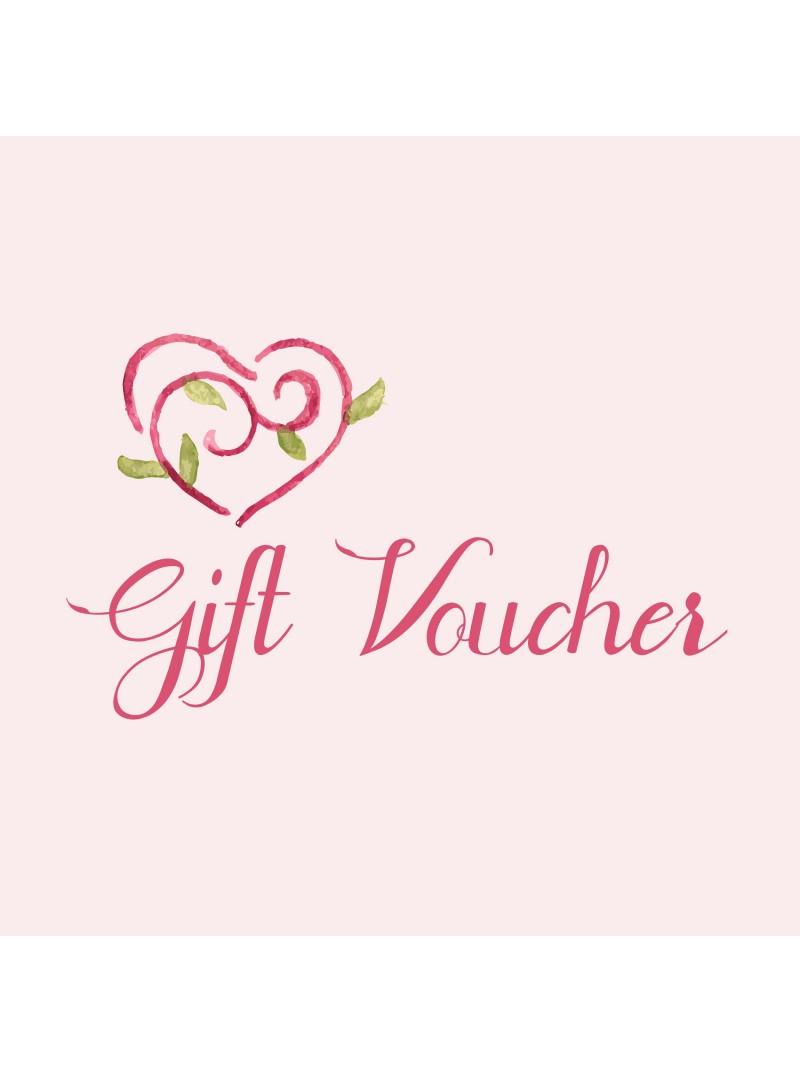 €10 Gift Voucher for Belle de Paris Boutique, by post, instore or online