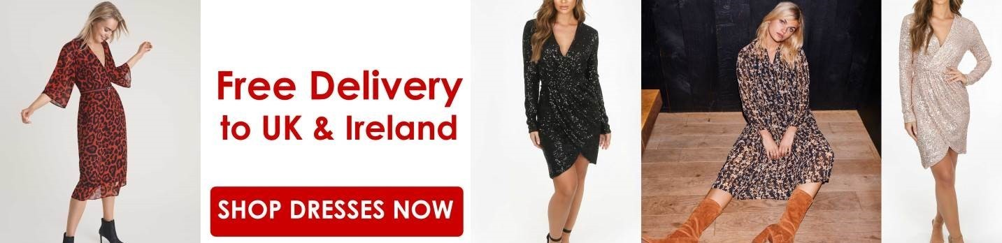 Belle De Paris Boutique - Shop Casual Dresses and Occasion wear - Worldwide Delivery available - Free Delivery to UK and Ireland