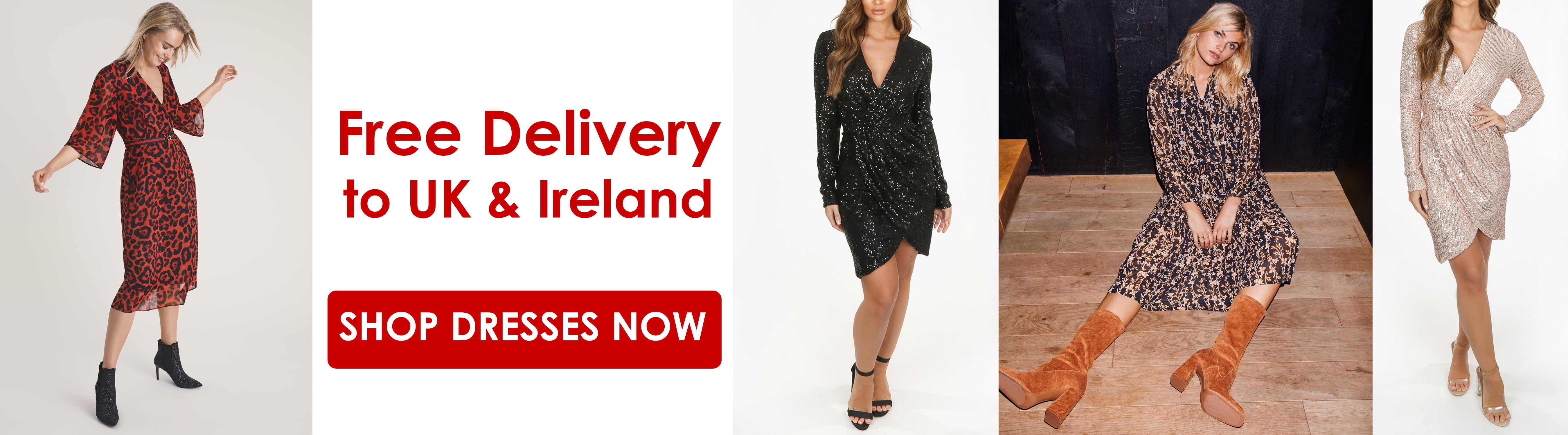 Belle De Paris Boutique | Worldwide Delivery available | Free Delivery to UK and Ireland | Online Ladies Fashion