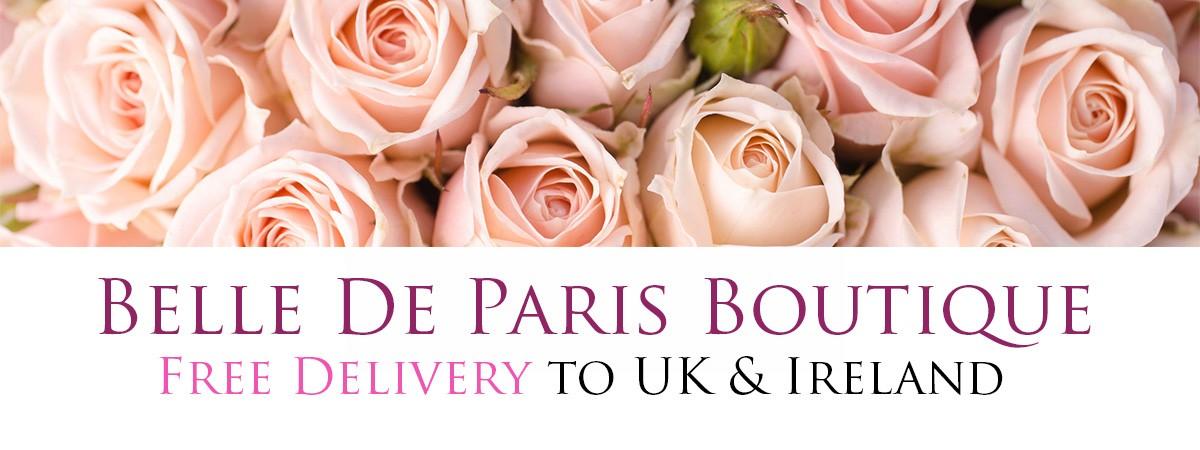 Belle De Paris Boutique - Worldwide Delivery available